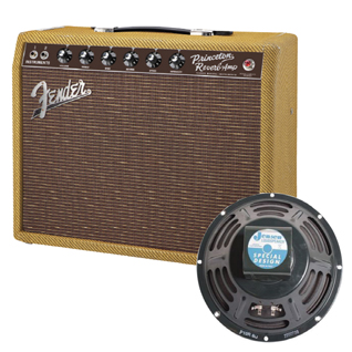 Fender FSR 65 Princeton Reverb Limtied Edition - Lacquered Tweed