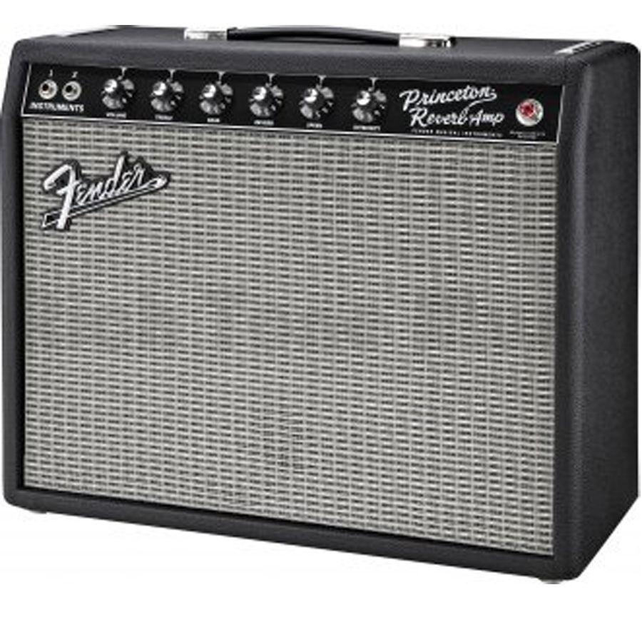 fender 65 princeton reverb guitar amplifier rich tone music. Black Bedroom Furniture Sets. Home Design Ideas