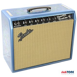 Fender FSR 65 Princeton - Blue Flower