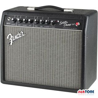 Fender Super Champ X2 15 Watts Combo Amplifier