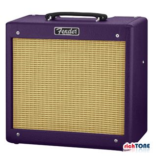 Fender FSR Hot Rod III Pro Junior Plum Crazy Guitar Amplifier