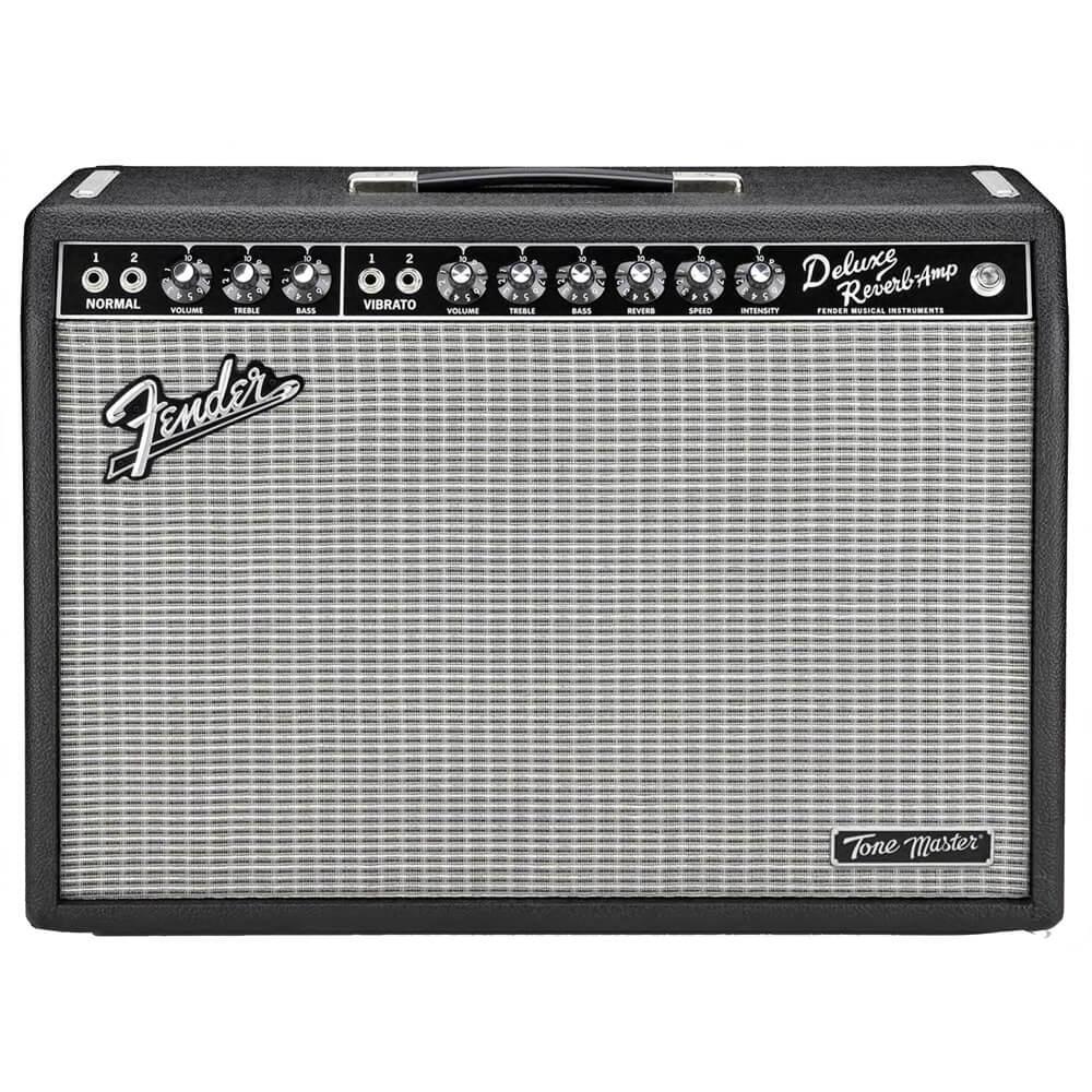 Fender Tone Master Deluxe Reverb Guitar Amplifier