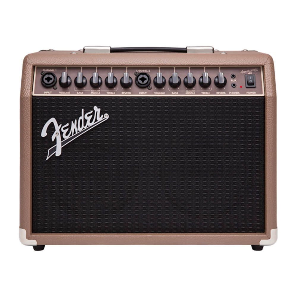 Fender Acoustasonic 40 Combo Amplifier