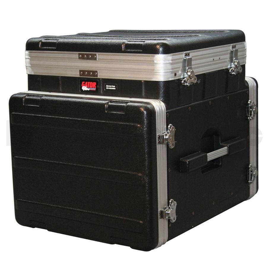 Gator GRC-10X8-PU Combi Mixer Flight Case