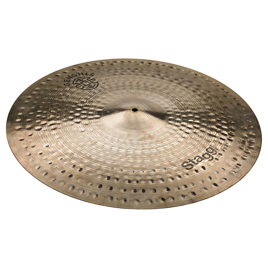 Stagg GENG-RM22R 22″ Genghis Medium Ride Cymbal
