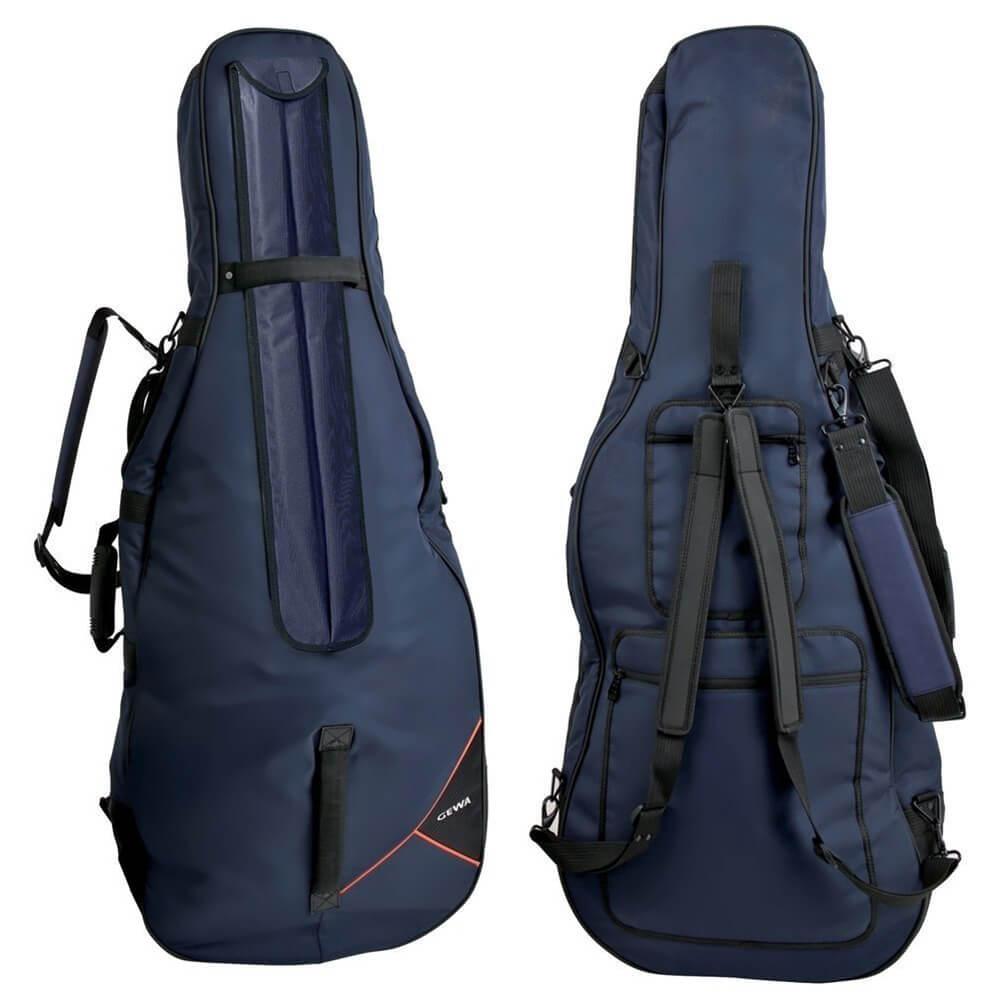 GEWA Premium Cello Gig Bag, 1/2 Size