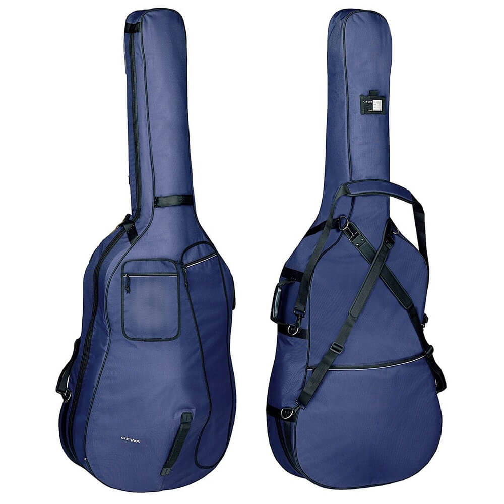 GEWA Classic Double Bass Gig Bag, 3/4 Size