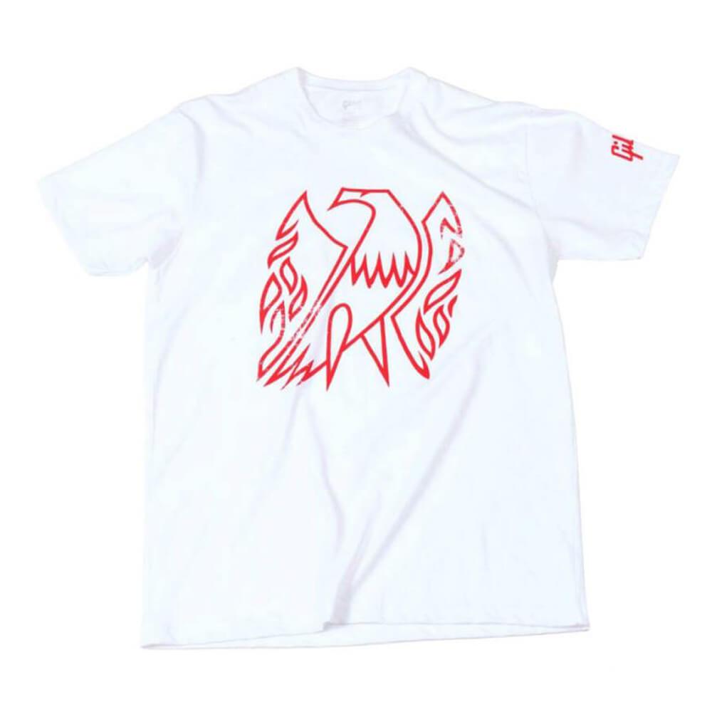 Gibson Firebird T-Shirt, White, XL