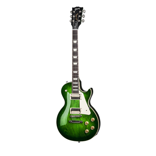 Gibson USA Les Paul Classic T 2017 Green Ocean Burst