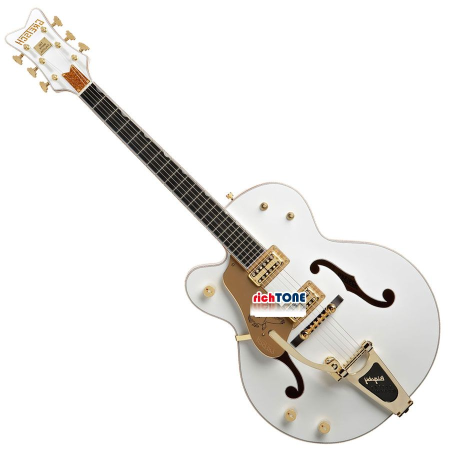 Gretsch G6136T White Falcon - Left Handed