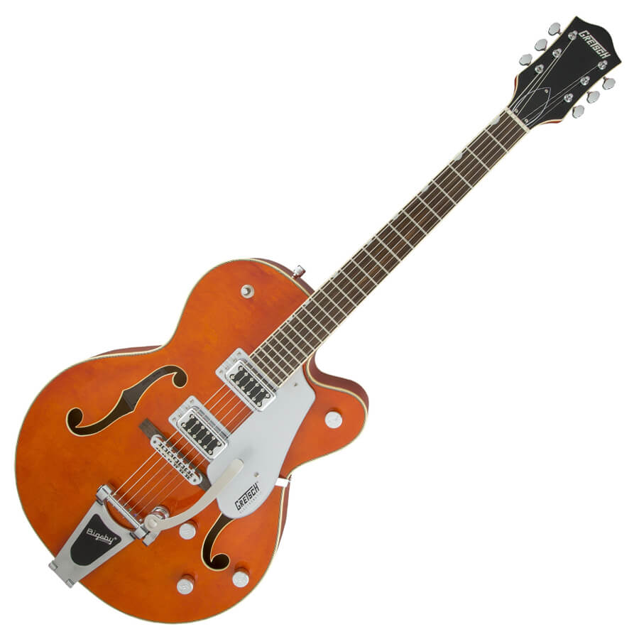 Gretsch Electromatic G5420T with Bigsby - Orange Satin