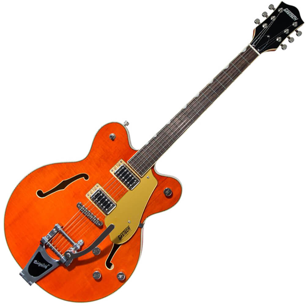 Gretsch G5622T Electromatic Center-Block - Laurel - Orange Stain