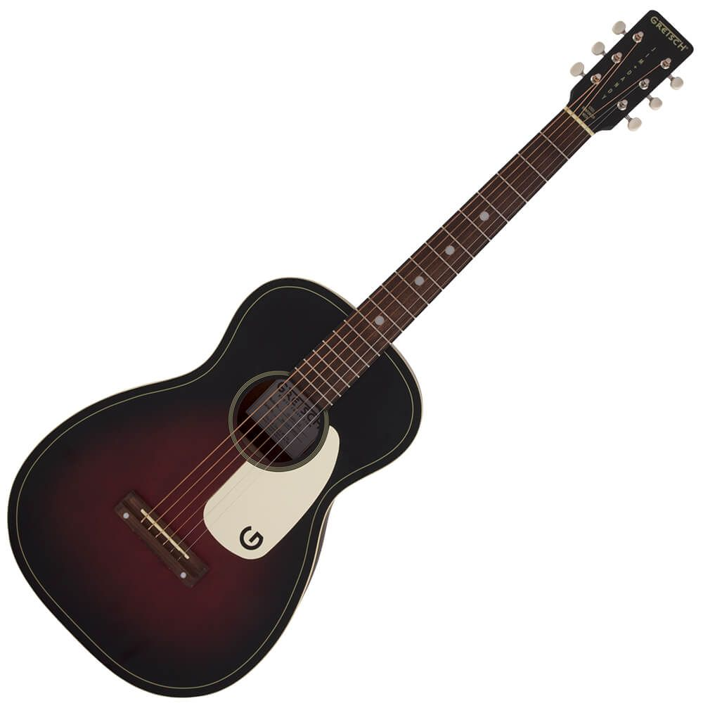 Gretsch G9500 Jim Dandy 24″ Flat Top Acoustic Guitar - Two-Tone Sunburst