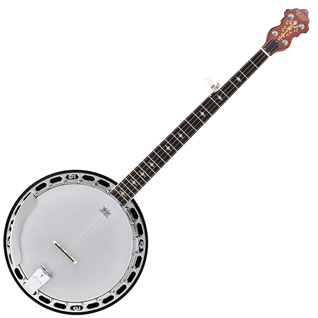 Gretsch Roots G9400 Broadkaster Deluxe 5-String Resonator Banjo