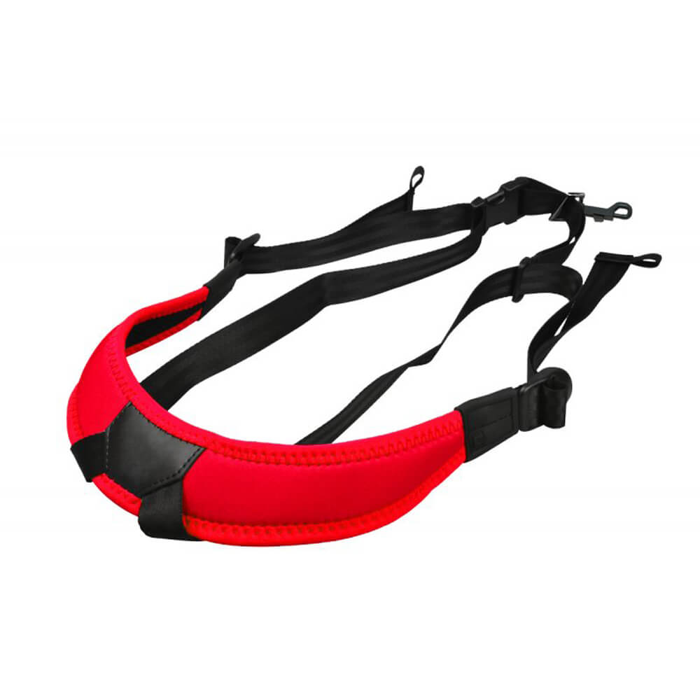 Stagg HARNESS J RD Junior Adjustable Saxophone Harness - Red