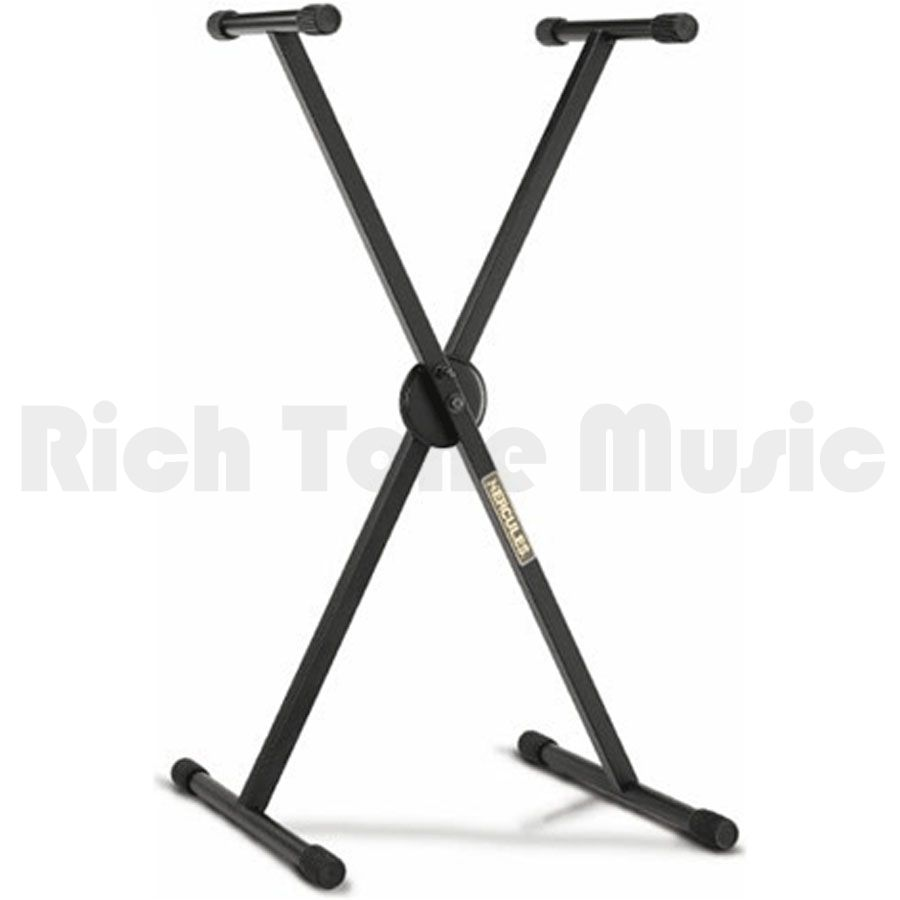 Hercules KS110B EZ LOK Single Keyboard Stand