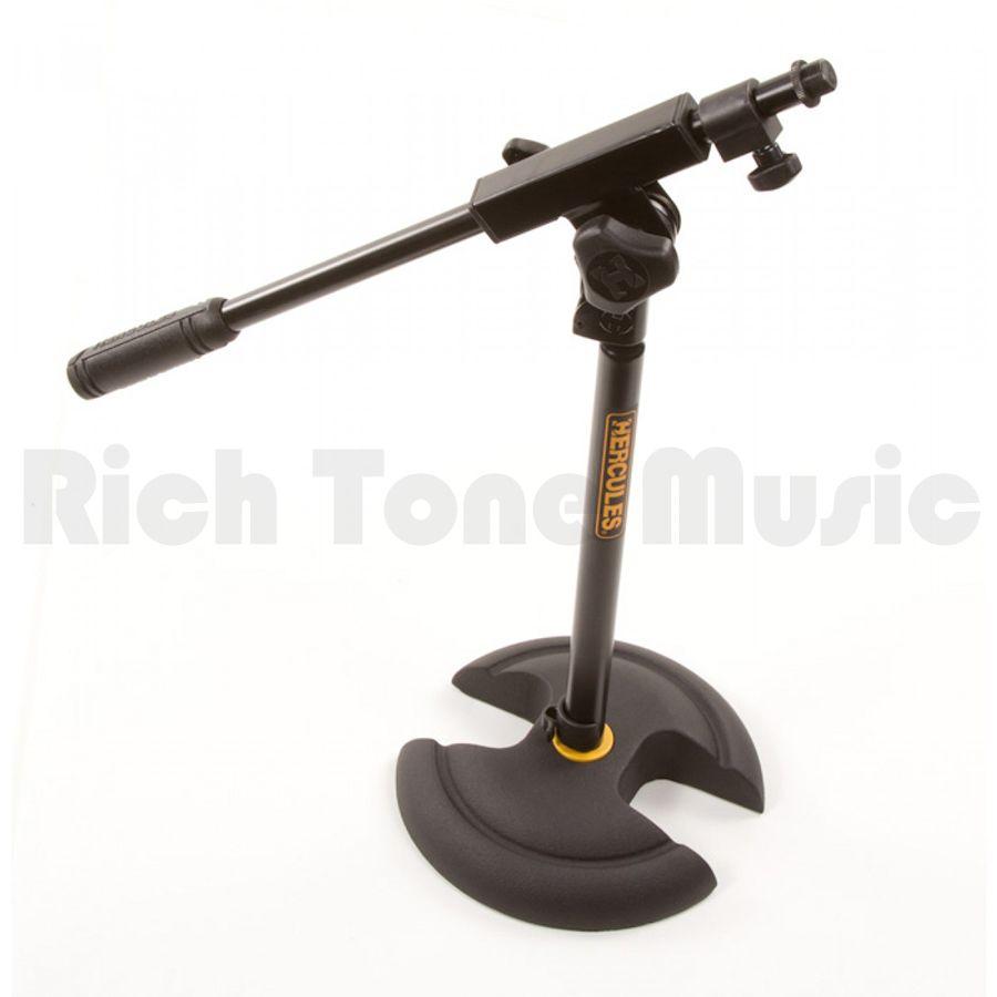 Hercules MS120B Mini Microphone Stand