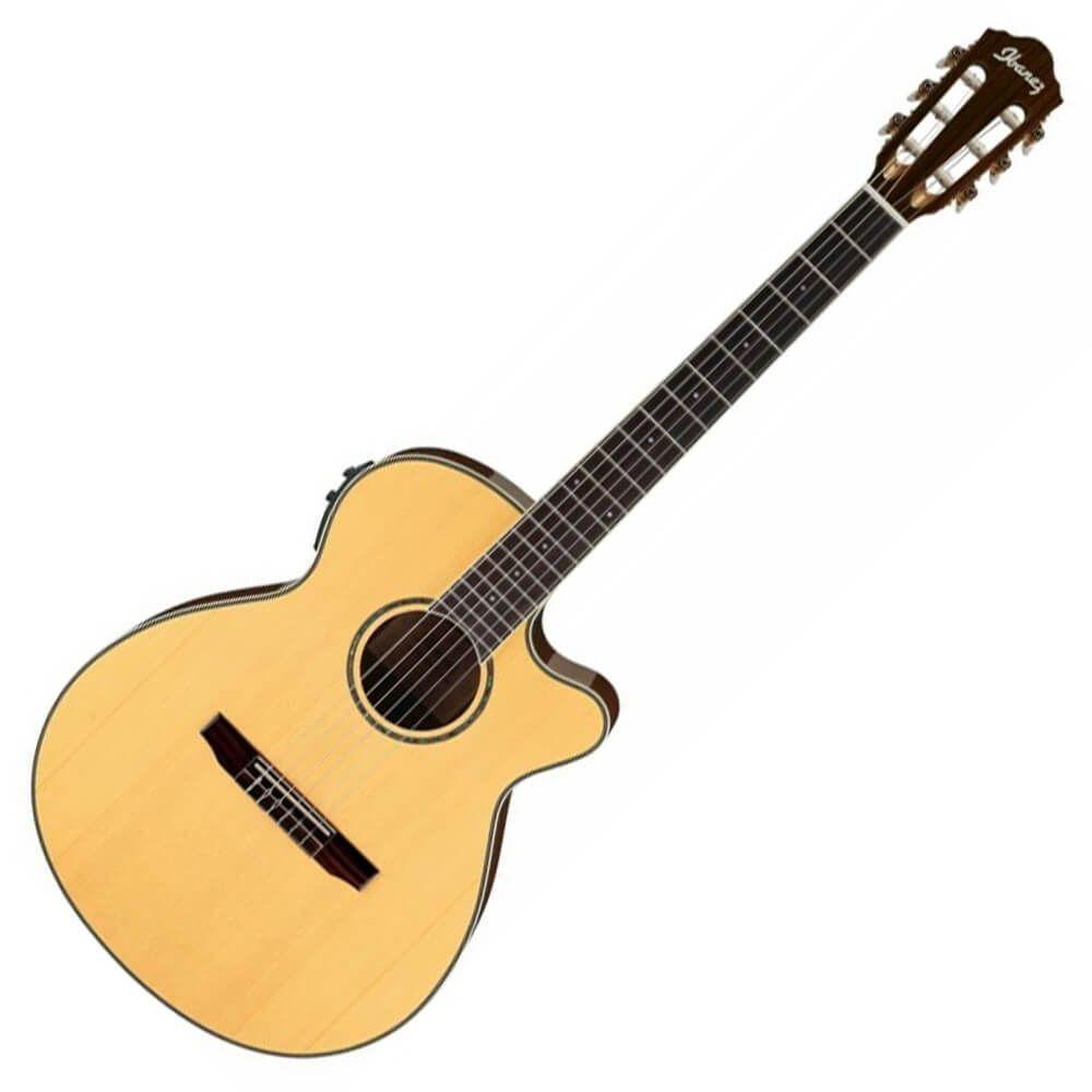 Ibanez AEG10NII-NT Acoustic Guitar - Natural