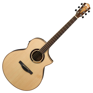 Ibanez 2016 AEW51-NT AEW with Multi-Wood Mosaic