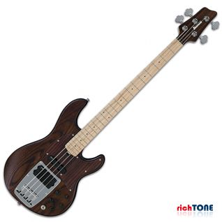 Ibanez ATK800-WNF - Walnut Flat - Bass Guitar