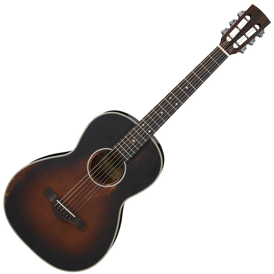 Ibanez Artwood Vintage AVN11-ABS Acoustic - Antique Brown Sunburst