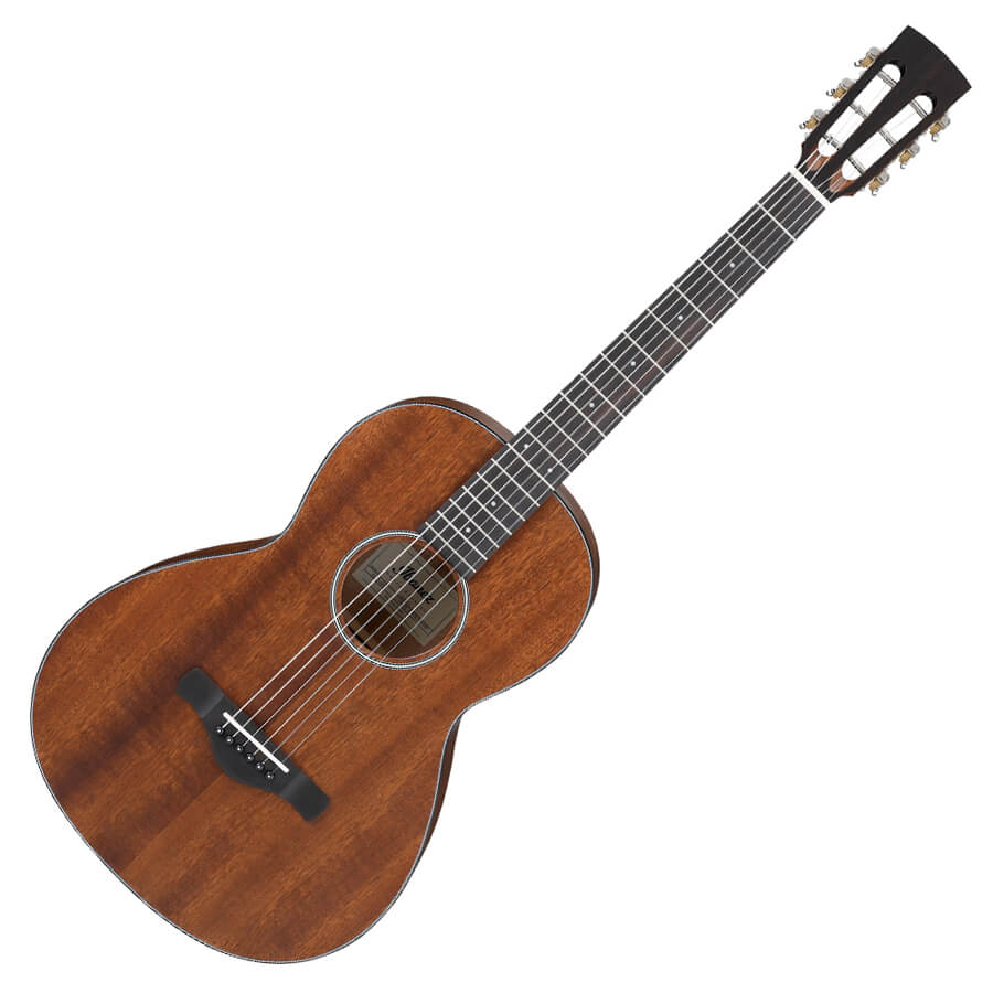 Ibanez 2017 Artwood Vintage Thermo Aged AVN9-OPN - Open Pore Natural