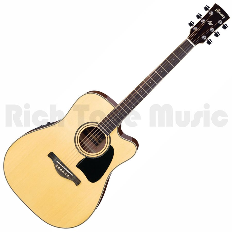 Ibanez AW70ECE-NT - Natural - Acoustic Guitar