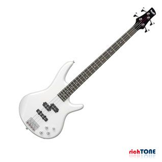 Ibanez GSR200 Bass Guitar - Piano White
