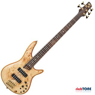 Ibanez SR1605-NTF Bass Guitar - Natural Flat