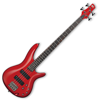 Ibanez SR300 Bass Guitar - Candy Apple
