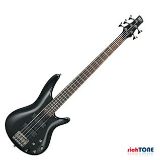 Ibanez SR305 5 String Bass Guitar - Iron Pewter