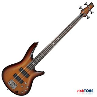 Ibanez SR370-BBT Bass Guitar - Brown Burst