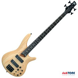 Ibanez SR600 Bass Guitar - Natural Flat