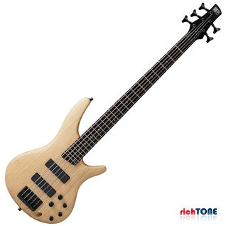 Ibanez SR605-NTF - Natural Flat - Bass Guitar