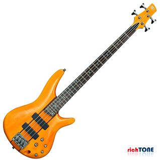 Ibanez SR700-AM - Maple Amber - Bass Guitar