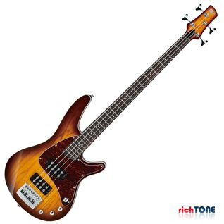 Ibanez SRX530-BBT Bass Guitar - Brown Burst