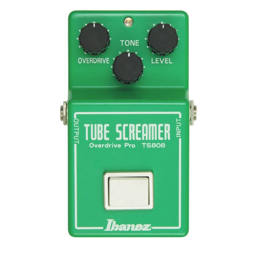 Ibanez TS808 Tube Screamer Guitar Effects Pedal