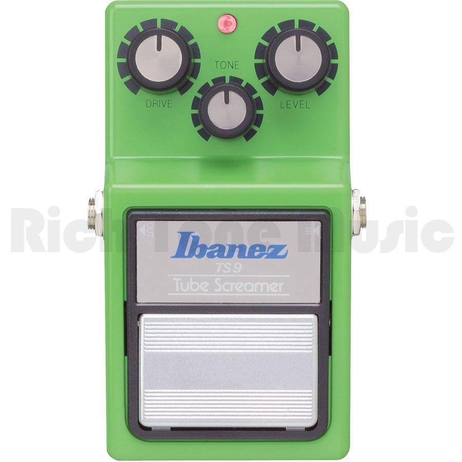 Ibanez TS9 Tubescreamer Guitar FX Pedal