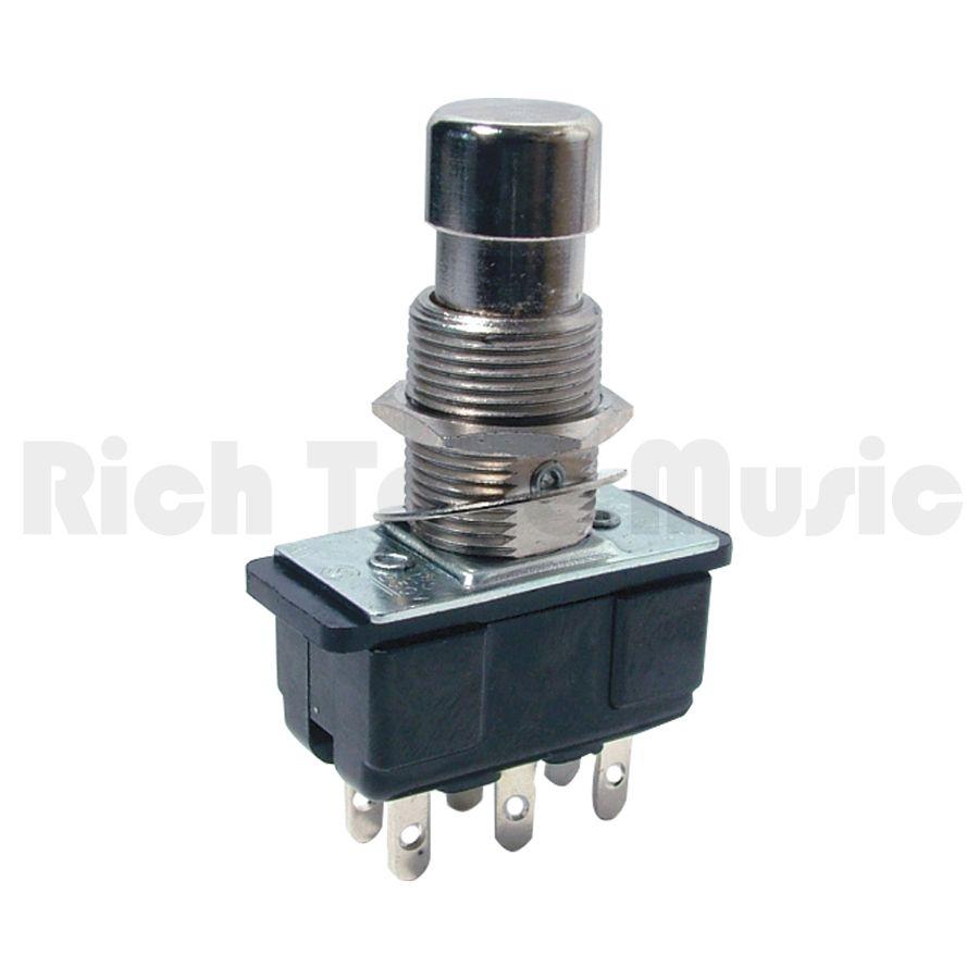 Jim Dunlop JD-ECB555 MXR Switch - DPDT - PCB Mount