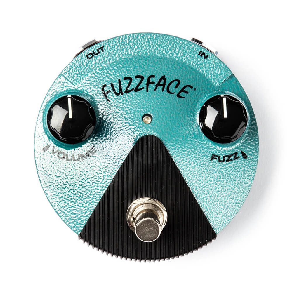 Jim Dunlop FFM3 Jimi Hendrix Fuzz Face Mini Distortion FX Pedal