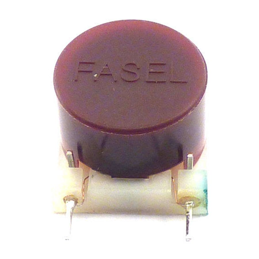 Jim Dunlop JD-FL-02R Cry Baby Fasel Inductor - Red