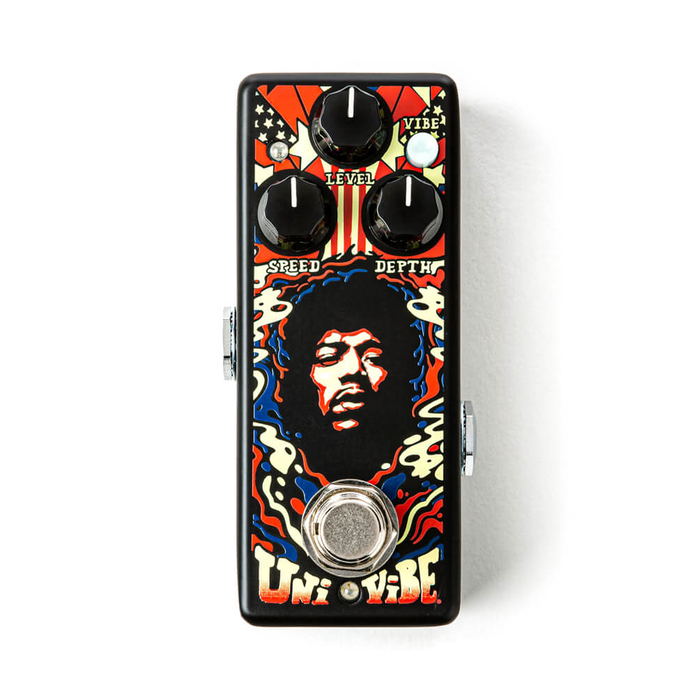 Jim Dunlop JHW3 Authentic Hendrix 69 Psych Series Uni-Vibe FX Pedal