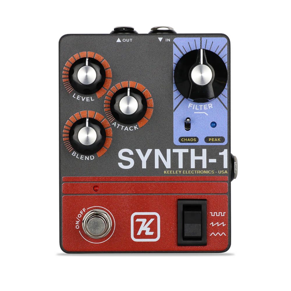 Keeley Synth-1 FX Pedal