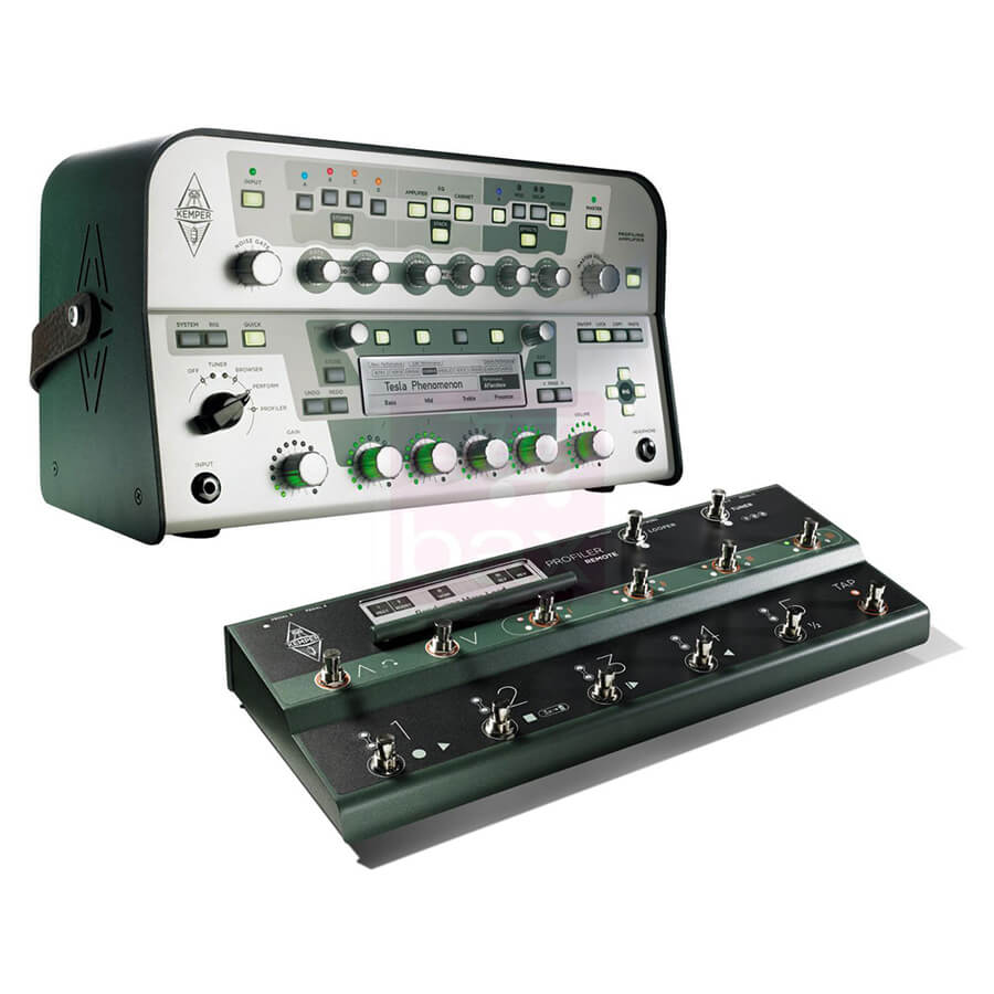 Kemper Profiler Remote : kemper profiler head amp with remote white rich tone music ~ Vivirlamusica.com Haus und Dekorationen