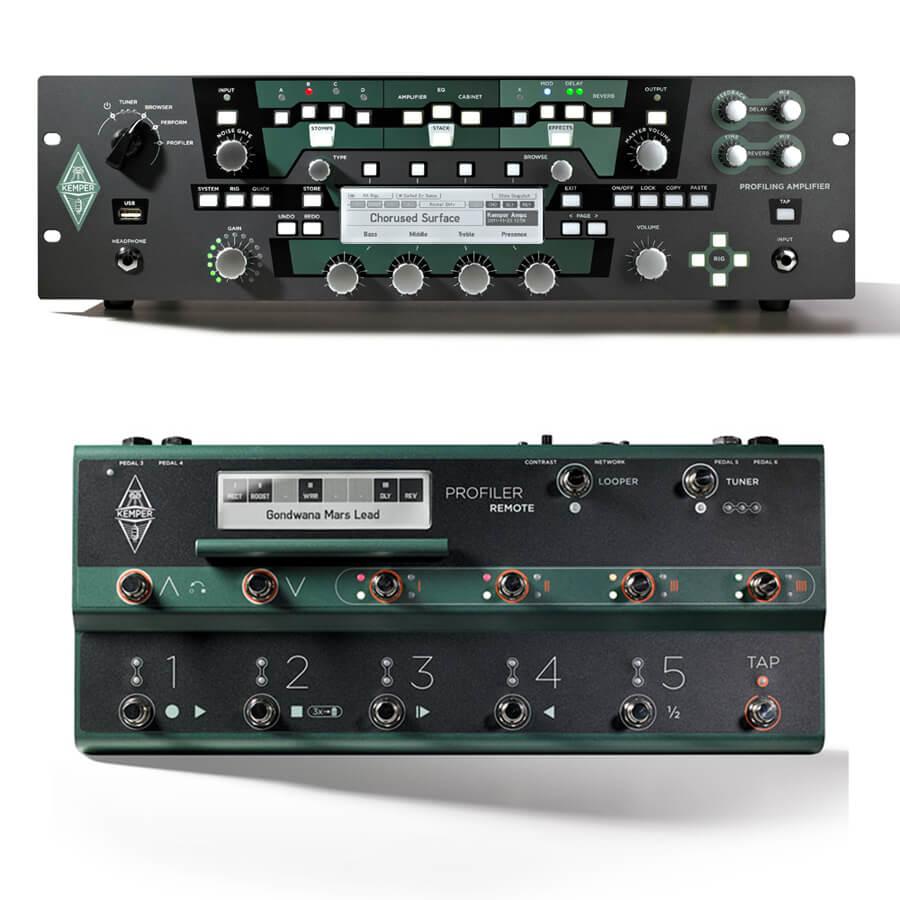 kemper profiler powerrack amp with remote rich tone music. Black Bedroom Furniture Sets. Home Design Ideas