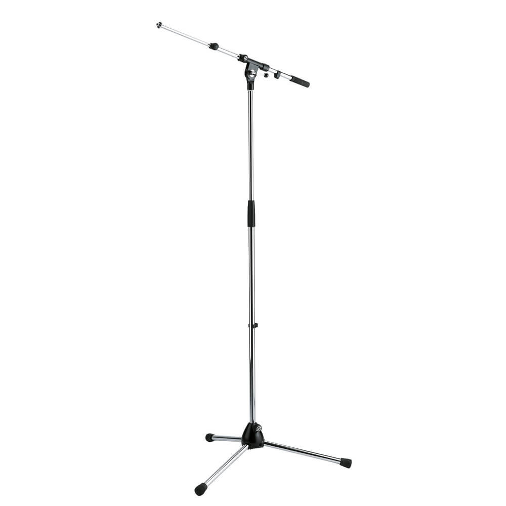 Konig & Meyer 210/9 Microphone Stand - Chrome