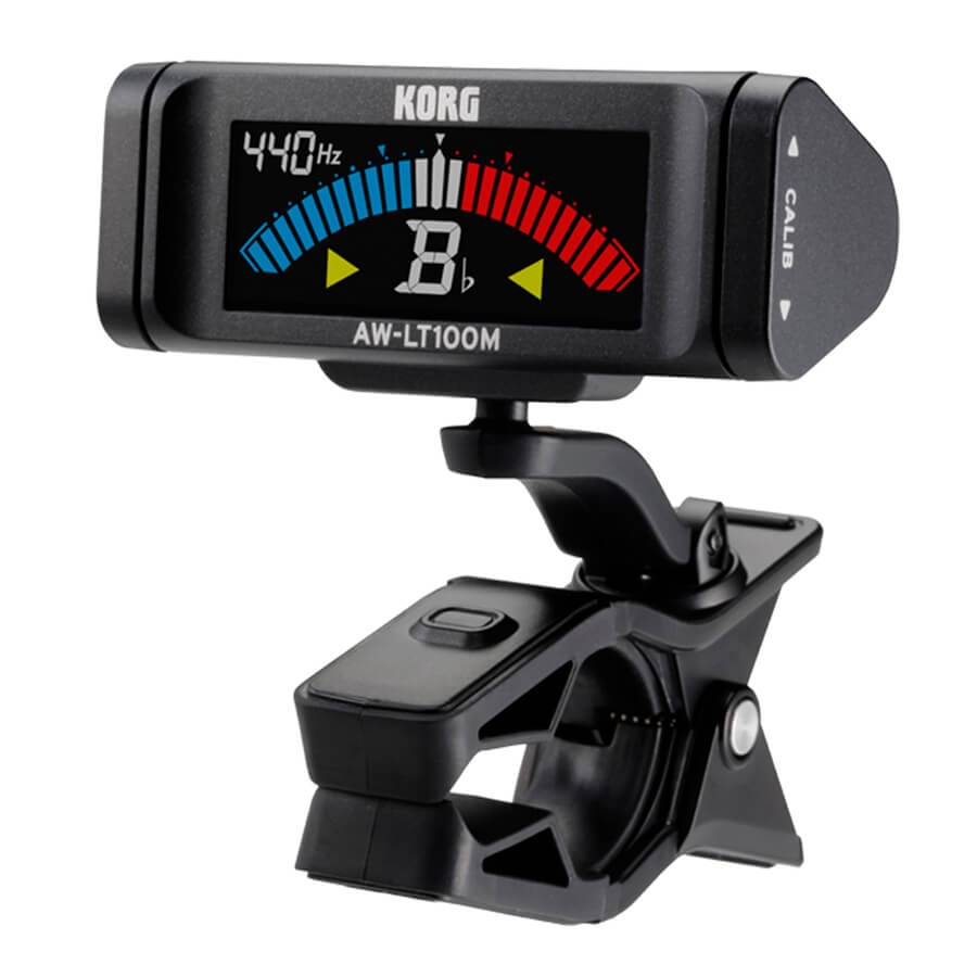 Korg AW-LT100M Pitchcrow Clip-On Orchestral Tuner