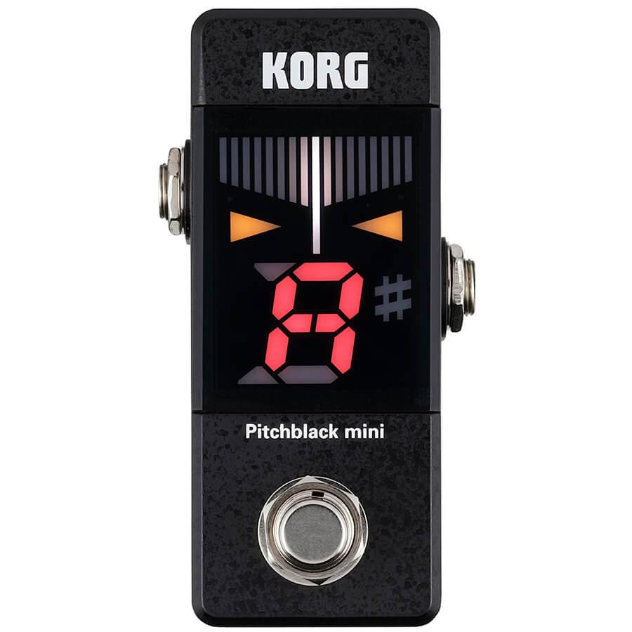 Korg Pitchblack Mini Pedal Tuner