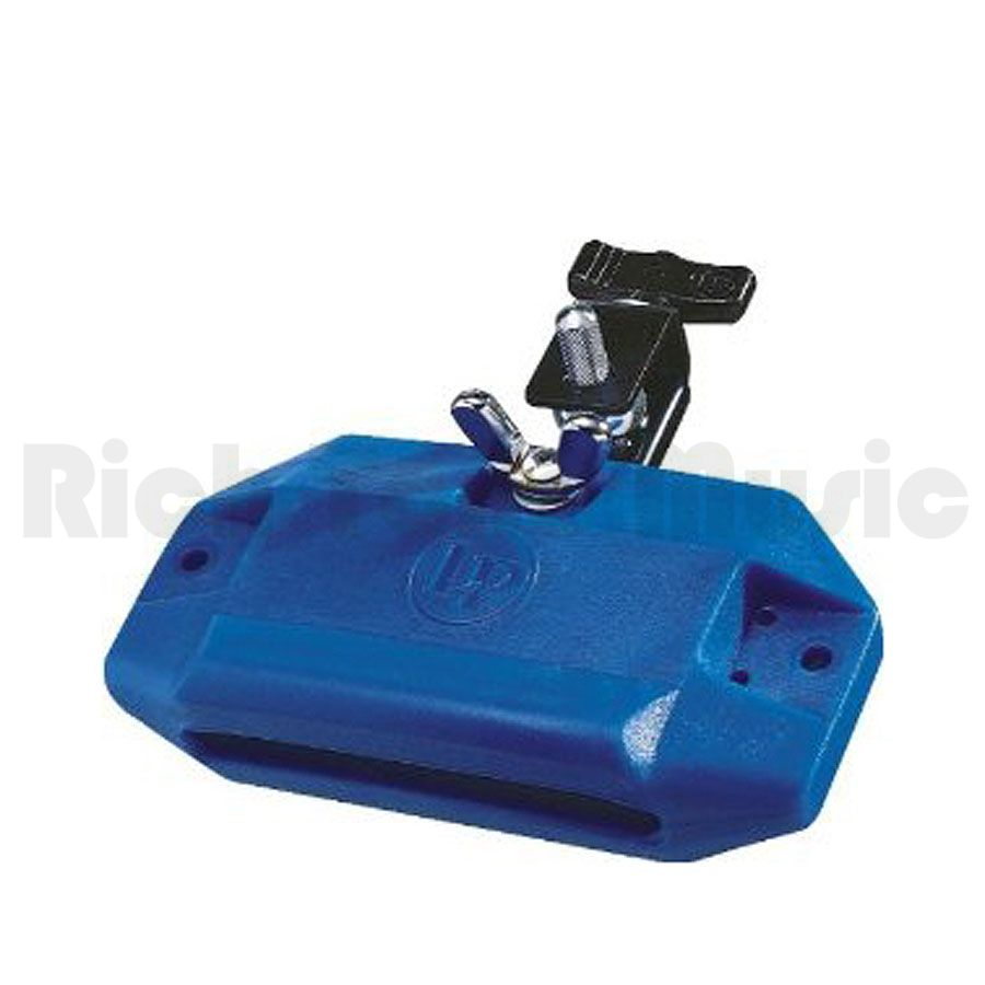 Latin Percussion LP1205 LP Jam Block - High Pitch - Blue