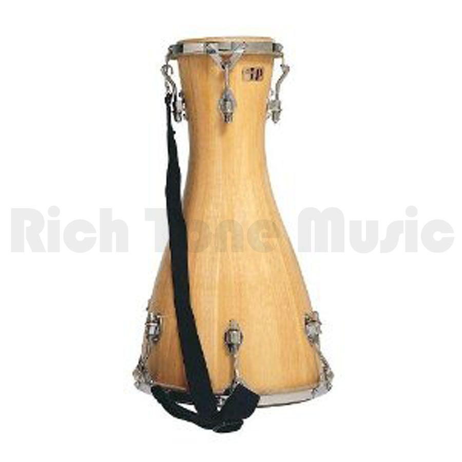 Latin Percussion LP490-AWC LP Bata Lge-Iya -6 1/2 12 1/2 Inch Heads